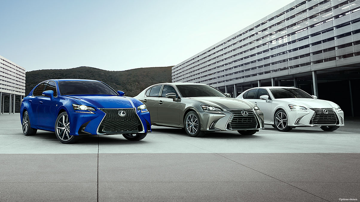 THE KEY FEATURES OF THE 2017 LEXUS GS