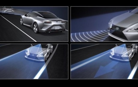 Let's Talk Safety – Lexus Safety System Plus